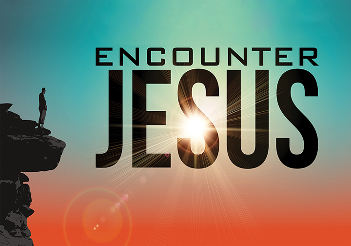 Encounter Jesus - Jesus is Speaking to You